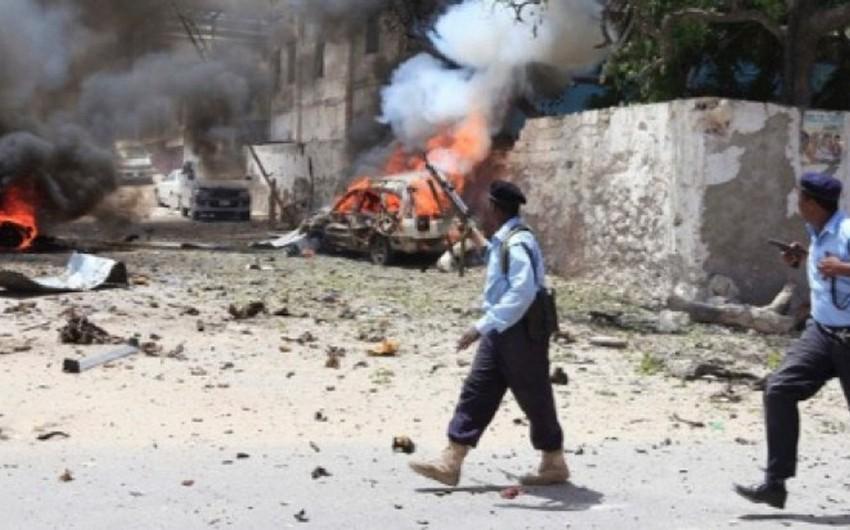 Explosion hits capital of Somalia