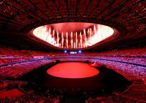 Церемония открытия Олимпиады началась в Токио