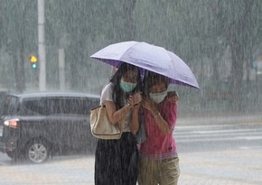На Тайване объявили штормовое предупреждение в связи с тайфуном