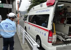Çində 11 nəfər güclü küləyin qurbanı oldu
