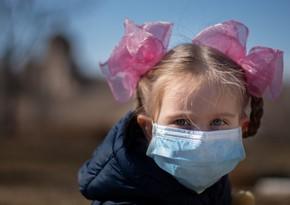 Koronavirusa yoluxan xəstələrin təxminən 20%-ni uşaqlar təşkil edir