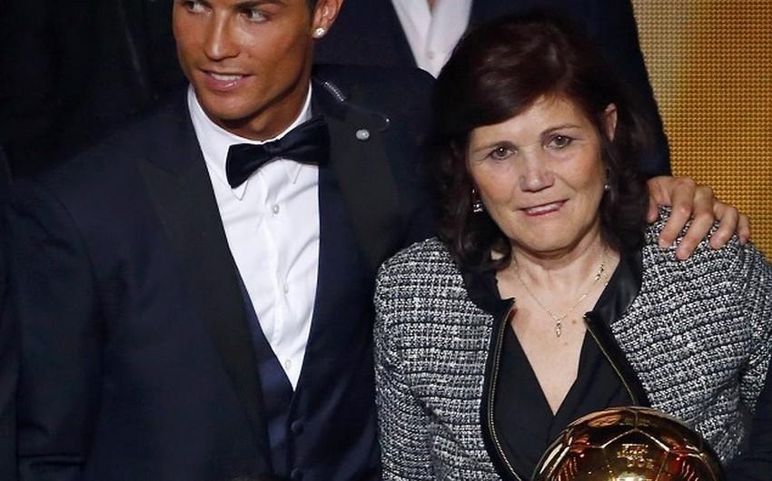 Мать Роналду восхитилась несуществующим достижением сына