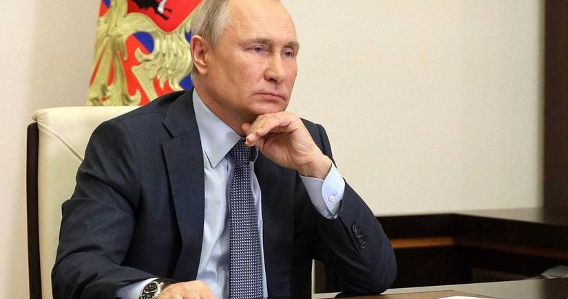 Путин не переживает из-за слов Байдена в его адрес
