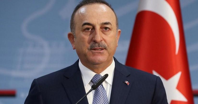 Чавушоглу: Поездки в Карабах должны разрешаться Азербайджаном, а не российскими миротворцами
