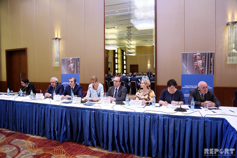 Состоялась презентация проекта по поддержке реформам в пенитенциарной сфере в Азербайджане