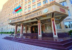 Bakı Dövlət Universiteti 1,3 milyon manatlıq İKT avadanlığı alır