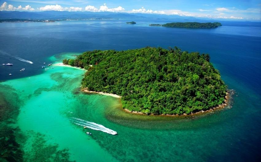 Два острова в Индонезии полностью ушли под воду из-за повышения уровня моря