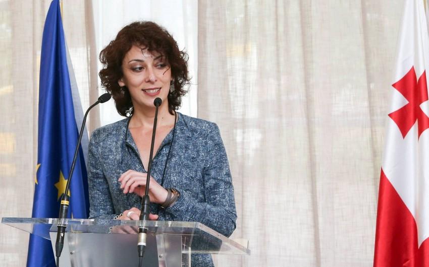 Georgia's ambassador to EU resigns
