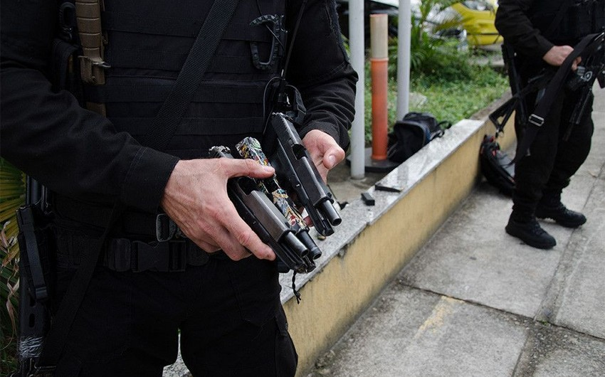 Braziliyada metroda baş verən atışmada ölənlərin sayı 25 nəfərə çatdı - YENİLƏNİB