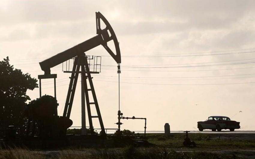 WTI neftinin qiyməti 2015-ci ilin noyabrından bu yana ilk dəfə 48 dolları ötüb