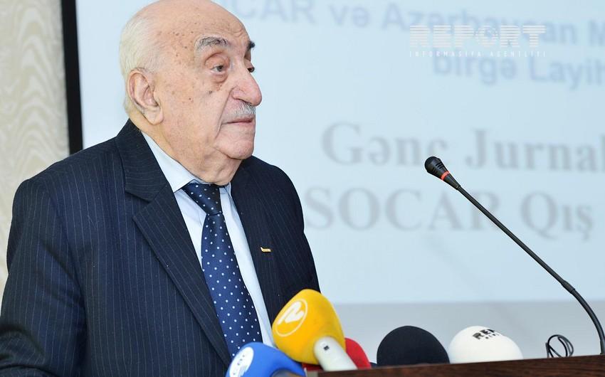 Хошбахт Юсифзаде: Падение цен на нефть уменьшит некоторые расходы