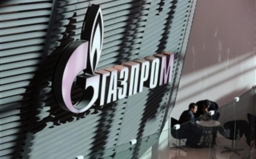 Qazprom Bolqarıstanda Overqazdan çıxır