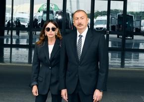 Ильхам Алиев и Мехрибан Алиева выразили соболезнования Патриарху Московскому и всея Руси