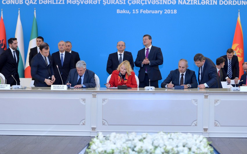 SOCAR will render services on preliminary engineering design of new pipeline in Albania