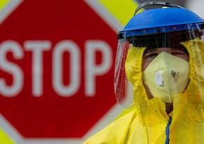 Gürcüstanda koronavirusa yoluxanların sayı 15 nəfər artdı