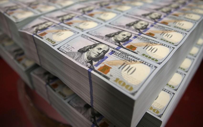 Внешний госдолг Украины превысил 76 млрд долларов