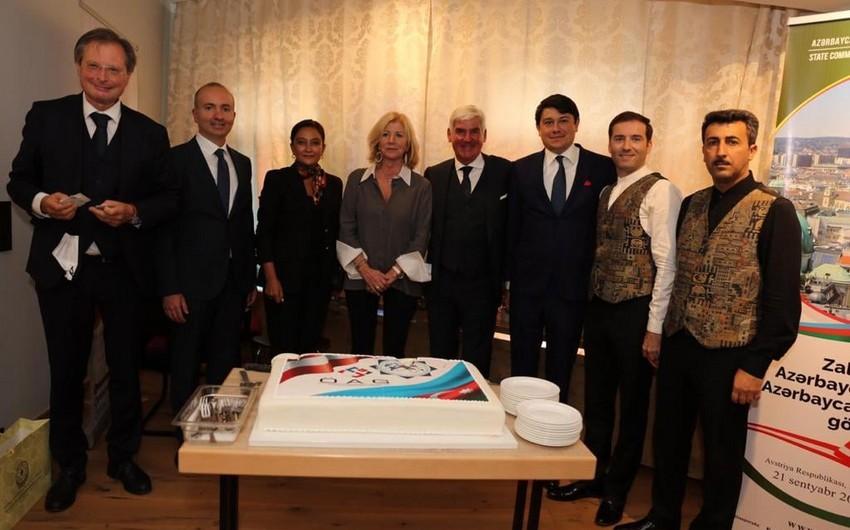 Avstriyada Azərbaycan Evi açılıb