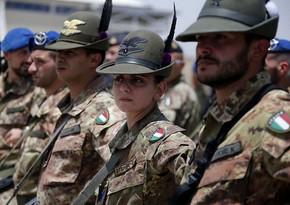 Италия в ближайшие недели полностью выведет своих военных из Афганистана