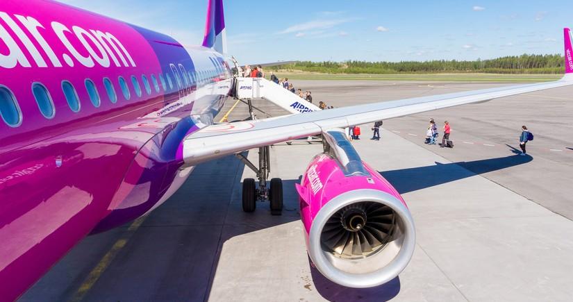 Wizz Air восстановит свою базу в Грузии