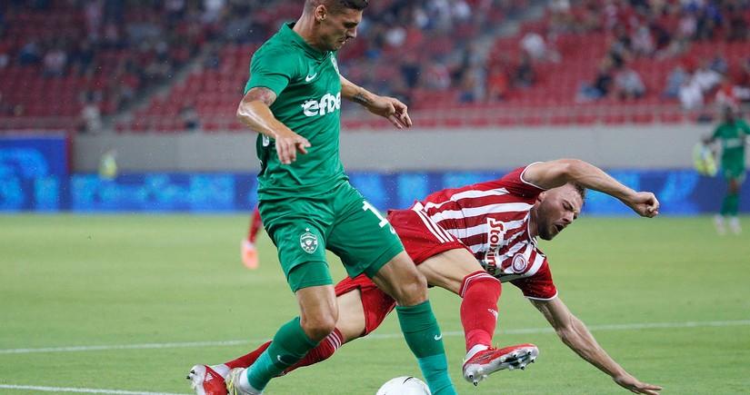 PSV Danimarka klubunu darmadağın edib, Olimpiakos Lüdoqoretsi uda bilməyib