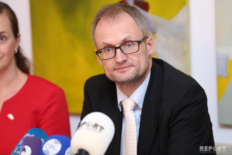 Посол Швейцарии завершит свою дипмиссию в Азербайджане к концу апреля