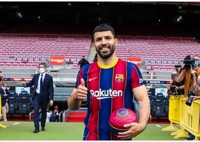 Serxio Aqueronun Barselonadakı maaşı bəlli oldu