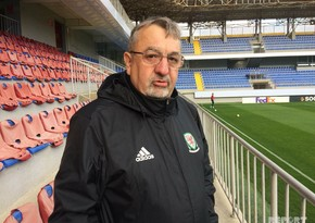 """President of the Football Association of Wales: """"It is another game"""" - INTERVIEW"""