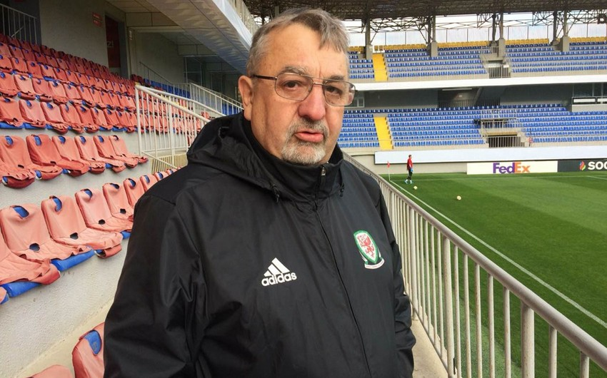 "President of the Football Association of Wales: ""It is another game"" - INTERVIEW"