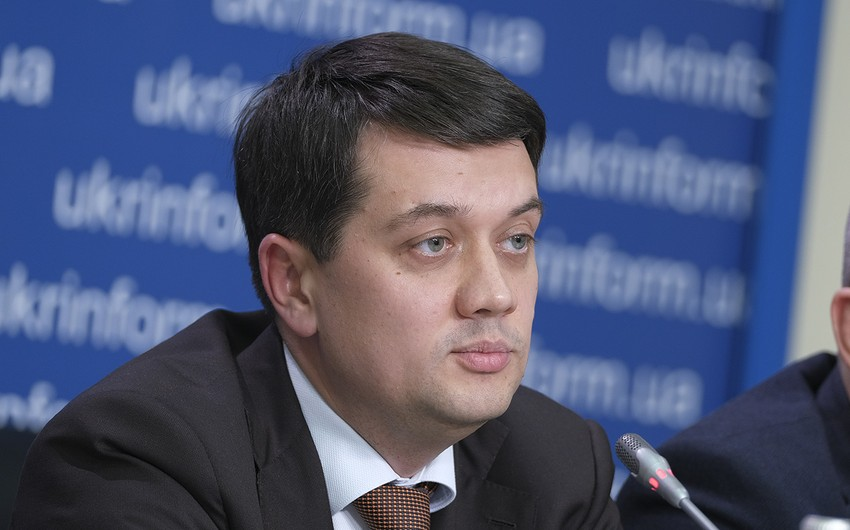 Ukrayna Ali Radasının spikeri ikinci dəfə koronavirusa yoluxub