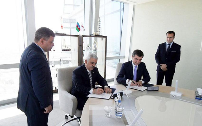 SOCAR və Özbəkneftqaz arasında memorandum imzalanıb