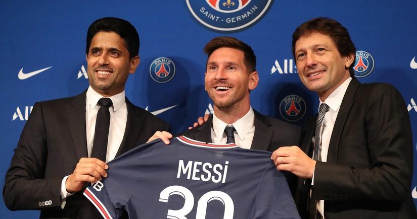 PSG will pay Messi 30 million euros as transfer bonus