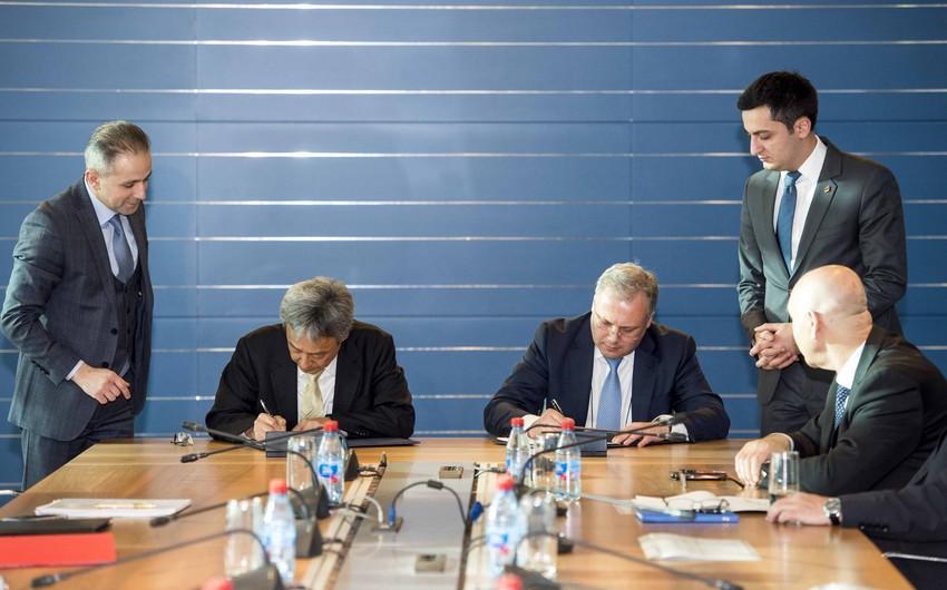 SOCAR və Itochu Oil Exploration arasında memorandum imzalanıb