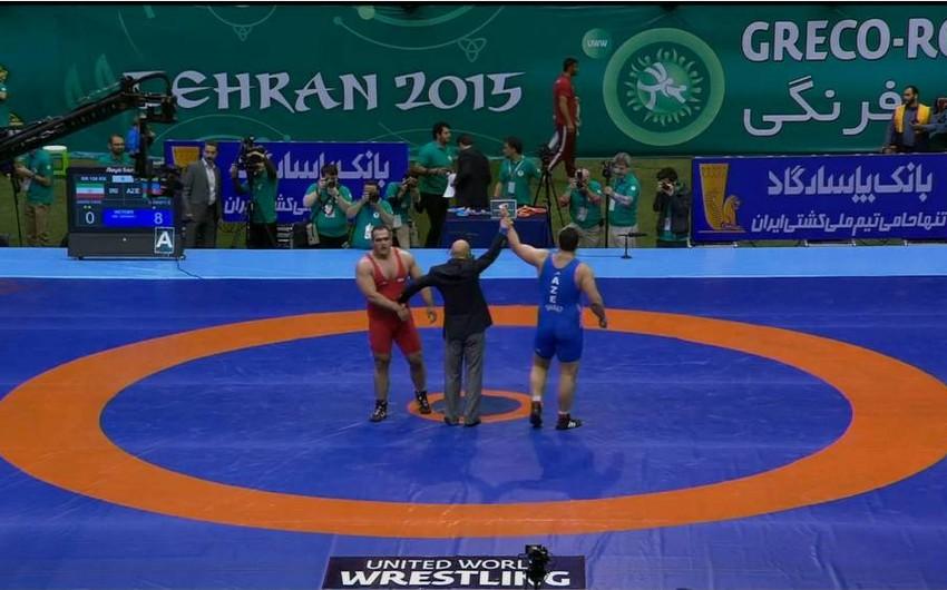 Azərbaycan milli komandası İran yığmasına qalib gəlib