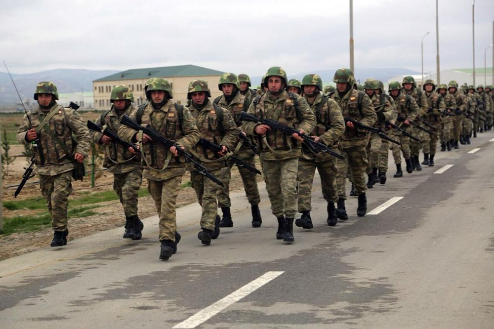 Ministry of Defence: Troops participating in exercises are moving to operational areas - VIDEO