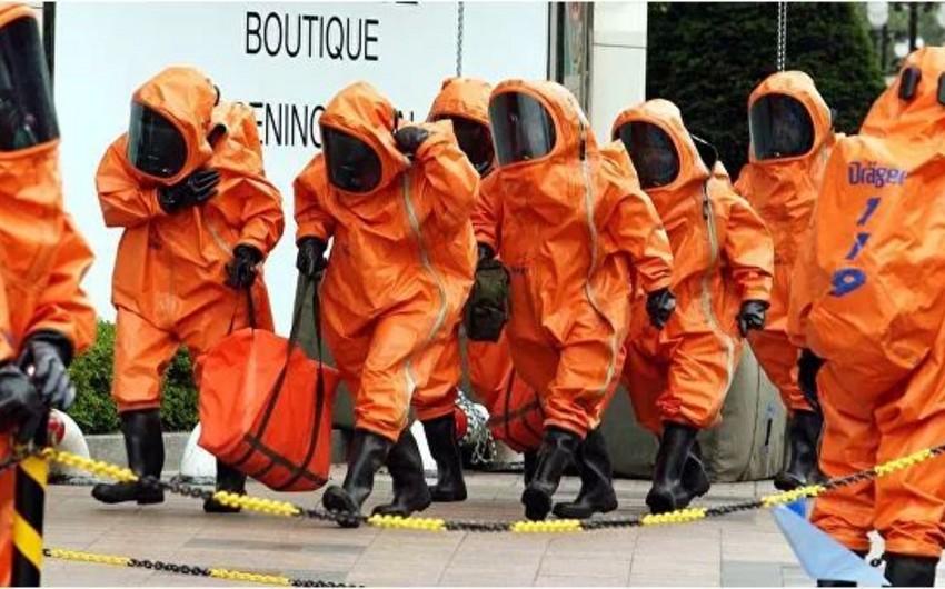 Cənubi Koreyada koronavirusa yoluxanların sayı 9,8 min nəfərə çatdı