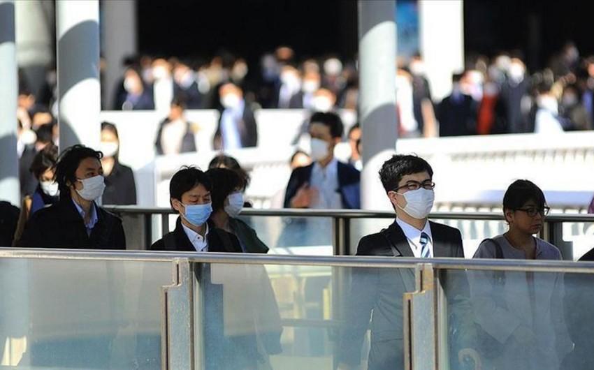 Tokioda koronavirusa yoluxanların sayında kəskin artım olub