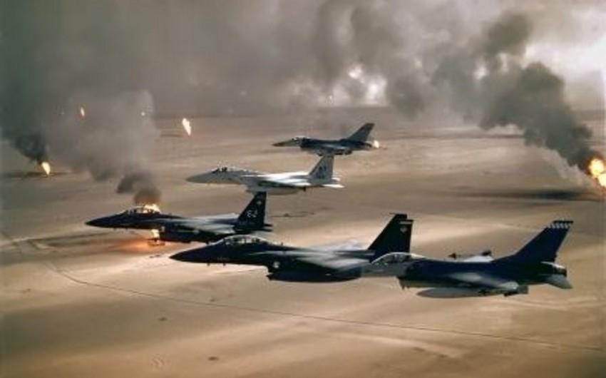 ABŞ-ın rəhbərlik etdiyi koalisiyanın Mosula endirdiyi hava zərbələri nəticəsində 15 mülki sakin ölüb