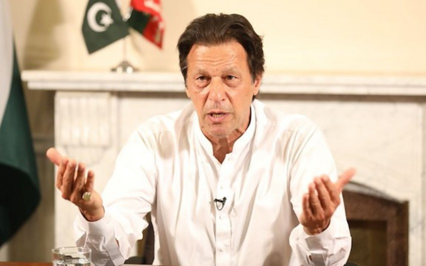 Pakistanın Baş naziri Hindistan rəhbərliyinə müraciət edib