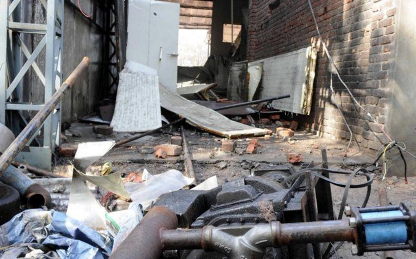 Hindistanda kimya zavodunda partlayış olub, ölən və yaralananlar var