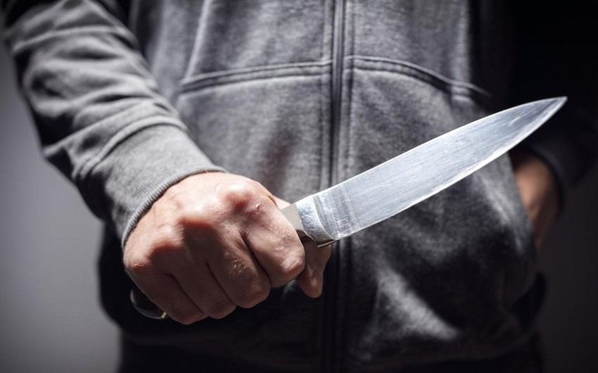 Zərdabda 30 yaşlı kişi bıçaqlandı