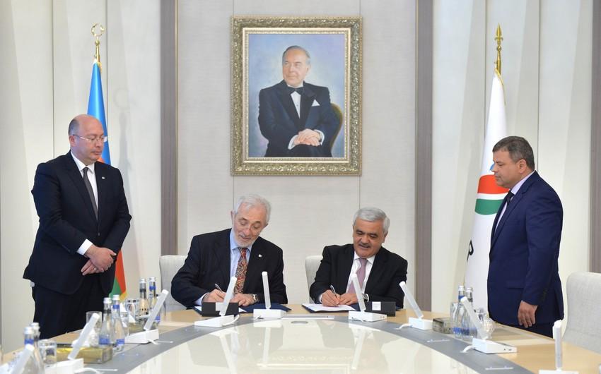 SOCAR и TEKFEN подписали меморандум о взаимопонимании по строительству нового карбамидного завода