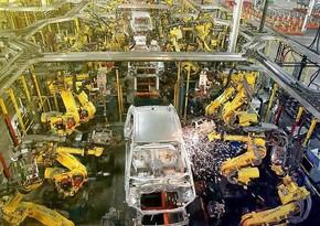 Промышленное производство в еврозоне сократилось почти на 30%