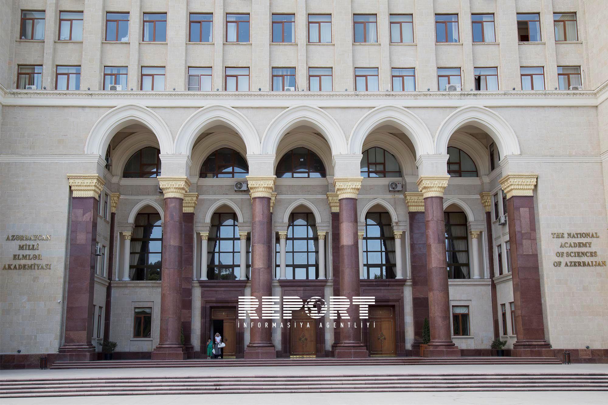 AMEA ilə Memarlıq və İnşaat Universiteti arasında anlaşma memorandumu imzalanıb