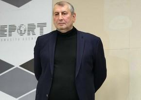 Faiq Qarayev: Mənim yerim kabinet yox, idman zalıdır