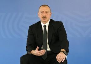 Prezident İlham Əliyev: Məşhur bir oteldə baş verən o biabırçı hadisə dözülməzdir