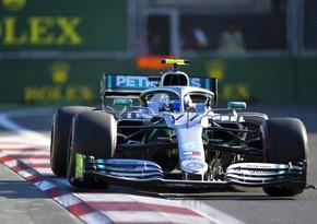 Formula 1: Bottas Hemiltondan üstün oldu