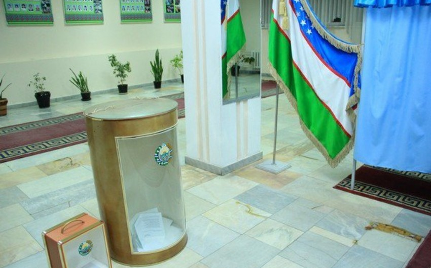 ​CEC: Presidential elections in Uzbekistan declared held