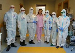 Azərbaycanda daha bir həkim koronavirusdan sağaldı