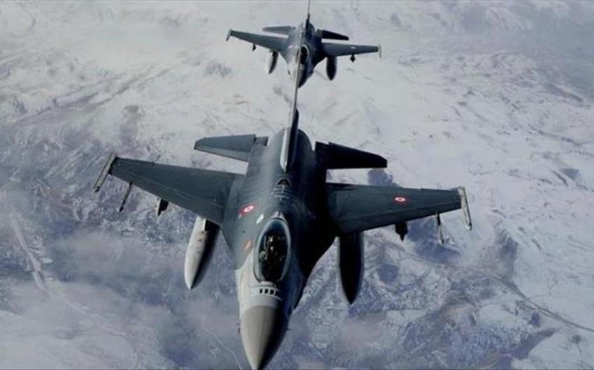 ВВС Турции нейтрализовали 2 террористов PKK на севере Ирака