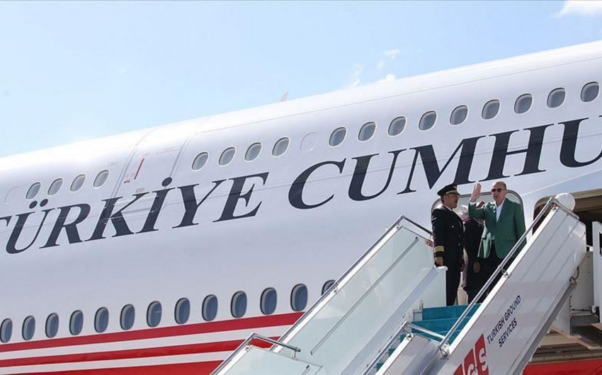Президент Турции посетит Азербайджан